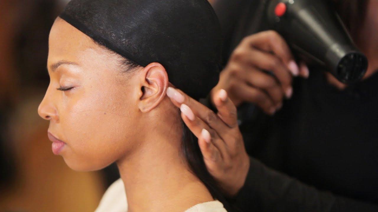 Glue in Hair Weave for Black Women