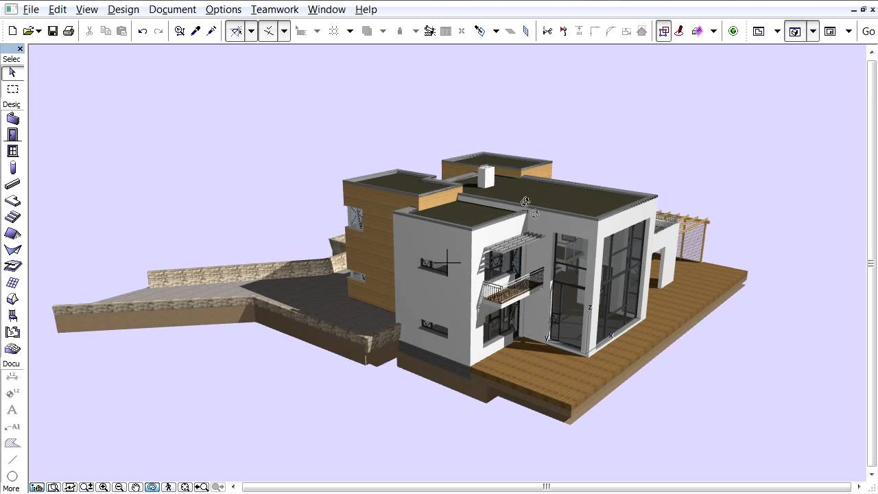 Archicad 17 New Features Exporting 3d Models To Google