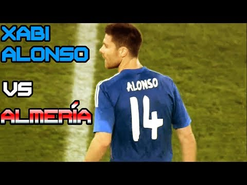 Xabi Alonso vs Almeria ( 23 -11-2013 - 23/11/2013 - 23.11.2013 ) [HD]