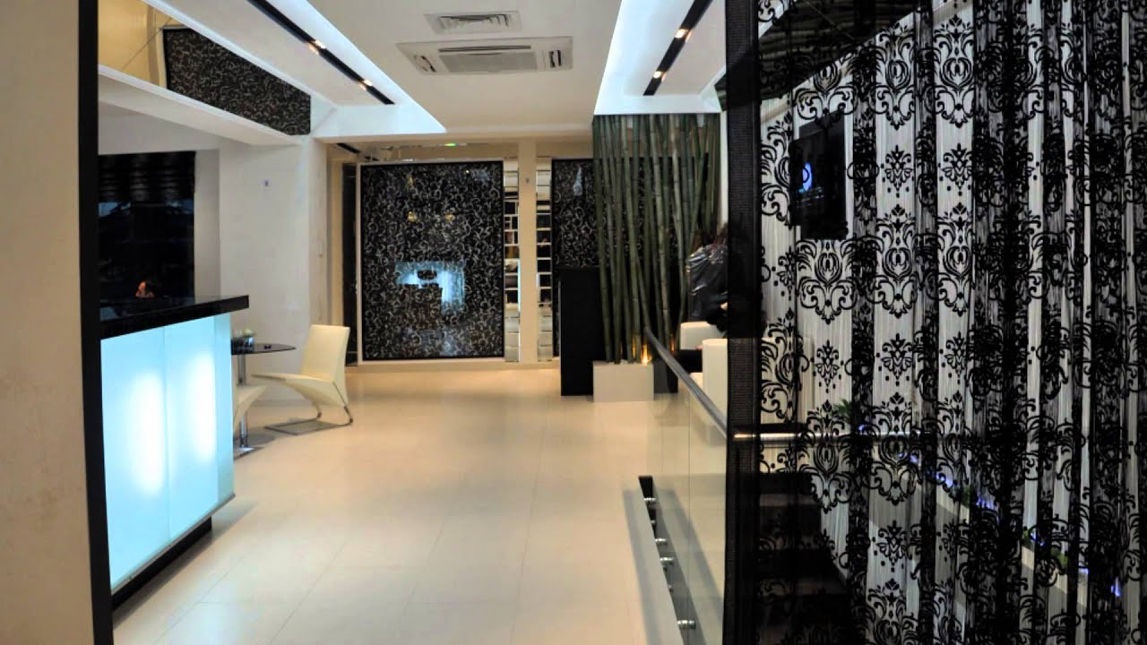 Beauty salon interior joy studio design gallery best for Beauty parlour interior designs