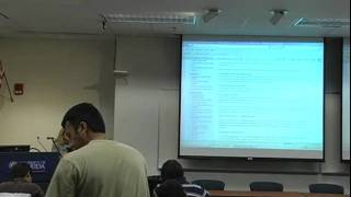 Funding opportunities for international students, 2011 Grants and Fellowship Conference