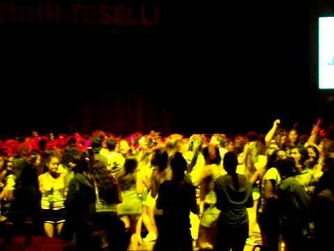 Fiesta en Hard Rock de Juan Toselli Grupo Julio 2011 / 8