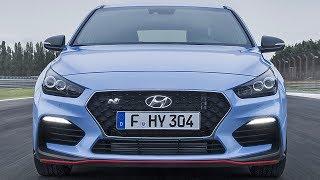 Hyundai i30N (2018) Ready to fight Golf GTI [YOUCAR]. YouCar Car Reviews.
