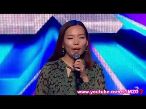 Dami Im - The X Factor Australia 2013 - AUDITION [FULL]