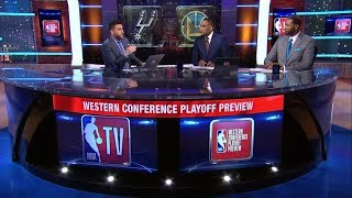 Can Aldridge Dominate The Warriors Inside? Will Golden State Have Enough?