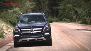 Mercedes-Benz GL-Class 2013 - New 7-Passenger Luxury SUV videos