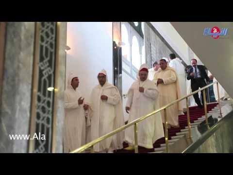 كواليس افتتاح الدورة التشريعية بعيون