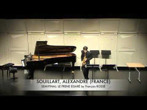 SOUILLART, ALEXANDRE (FRANCE) le frene egare by François ROSSE