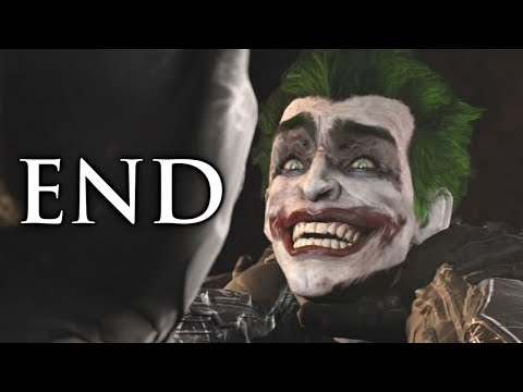 Batman Arkham Origins Ending / Final Boss - Gameplay Walkthrough Part 21, best best