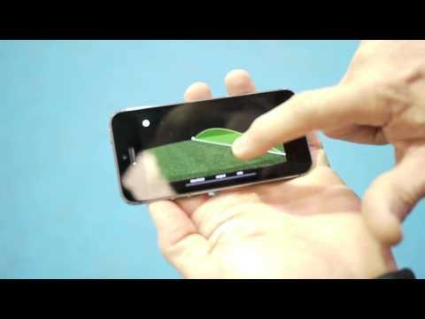 Adidas Smart Ball demo