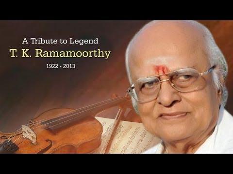 A Tribute to TK Ramamoorthy - Evergreen hits
