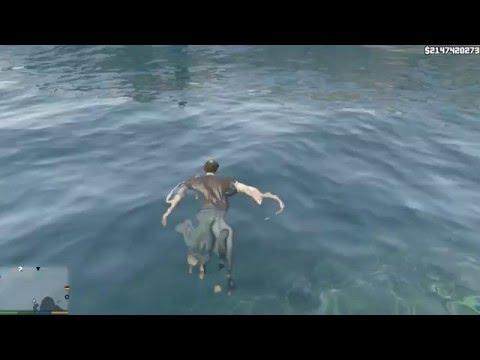 GTA 5 - Đi săn cá mập và cái kết bất ngờ