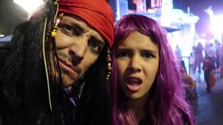 GET READY WITH ME DESCENDANTS 2: DISNEY HALLOWEEN COSTUME PARTY!
