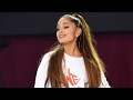 Ariana Grande holds benefit concert for Manchester victims