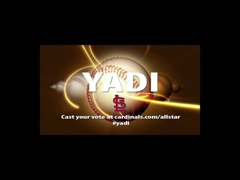 Vote Yadier Molina for the All-Star Game!