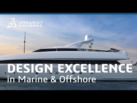 Reaching Design Excellence in Marine & Offshore
