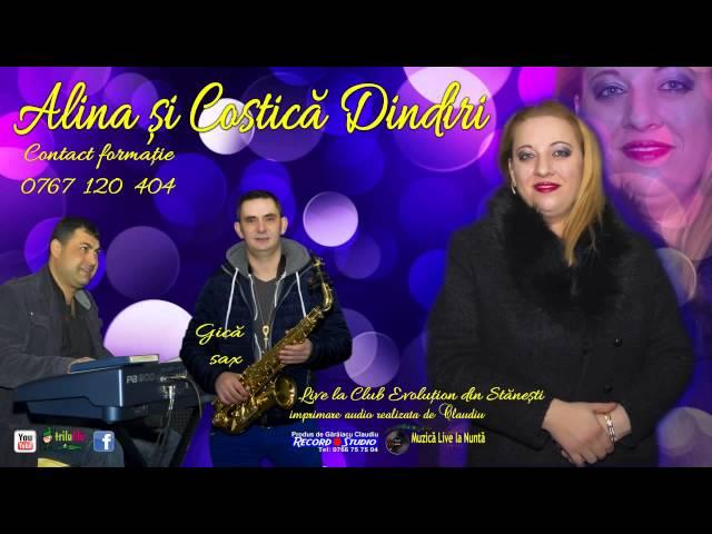 Alina si Costica Dindiri - Se cearta cucu si corbu LIVE Imprimare Audio Claudiu Record Studio