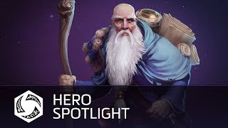 Heroes of the Storm - Deckard Cain Spotlight
