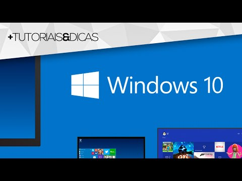 Download - NOVA versão do Windows 10 com várias novidades [Build 10061]
