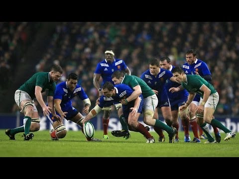 RBS Defining Moments: France and Ireland - Les Inséparables