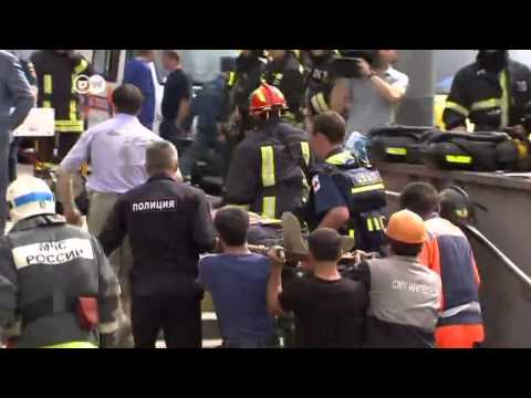 Moscow metro tragedy kills scores | Journal