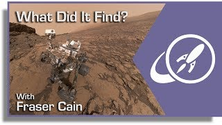 What Has The Curiosity Rover Discovered? A Collaboration With Joe Scott
