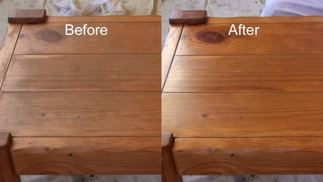 A Quick Alternative How To Apply Polyurethane Or Varnish
