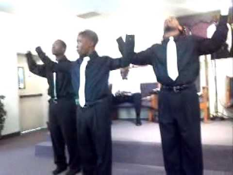 Divine Gentlemen - Something About The Name Jesus