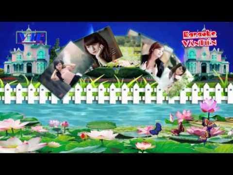 Về Đâu Mái Tóc Người Thương Karaoke Nhạc Sống Rumba Trữ Tình [Cực Hay] Full HD