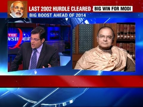The NewsHour Direct - Arun Jaitley