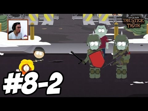 South Park: Stick of Truth Español (Parte 8) - El quest de lo niños góticos! (2/2)