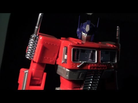 MP-10 Convoy (Cab, Robot, Accessories) - Vangelus Review 138-A