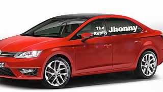 PRÉVIA Novo Volkswagen Voyage 2015 By TheReallyJhonny