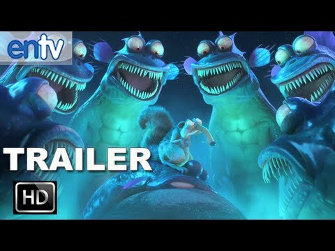 Ice Age Continental Drift Trailer 2 [HD]: Ray Romano, Peter Dinklage, Jennifer Lopez & More