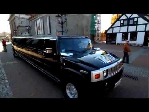 Hummer H2 Stretch Limousine Gdansk & Krakow, Poland