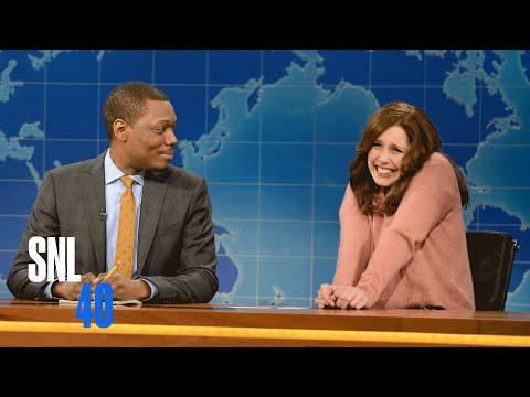 Weekend Update: Romantic Comedy Expert - Saturday Night Live