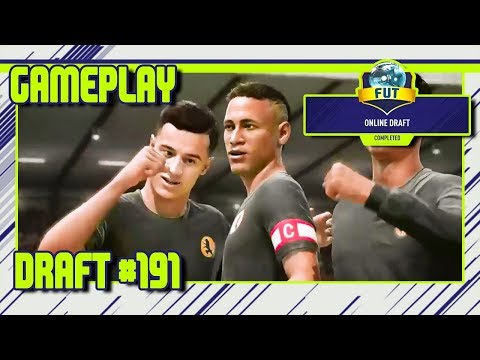 FIFA 18 - Draft# 191 & Pack Opening