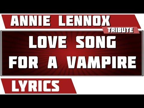 Annie Lennox Song Lyrics | MetroLyrics