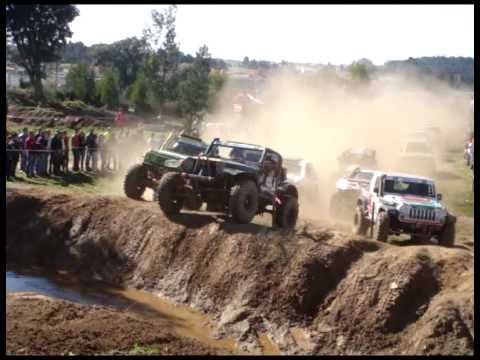 Campeonato Nacional Trial 4x4 2011 - Santa Maria da Feira