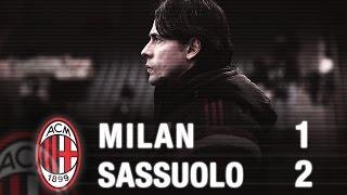 Milan-Sassuolo 1-2 Highlights | AC Milan Official