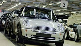 MINI Cooper Production videos