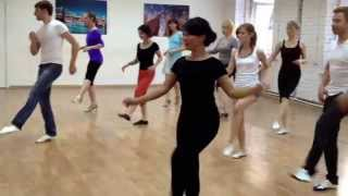 Cha cha cha in Mambo GROUP.  Vlad Kuzmin and Co