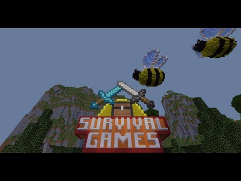 MineCraft:Survival Game 1Iماين كرافت سرفايفل قيم
