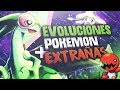 LAS EVOLUCIONES M S EXTRA AS EN POK MON PokeCarlengues