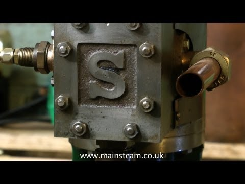 STEAM ENGINE VALVE TIMING - MODEL STEAM ENGINES FOR BEGINNERS #1