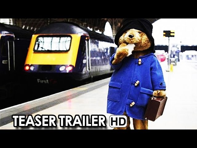 Paddington - Official Teaser Trailer (2014) HD