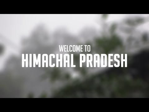 Welcome to Himachal Pradesh