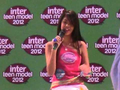 INTER TEEN MODEL 2012/VIVIANA OLAYA MODELO 521/ETAPA FOTOPOSE COMERCIAL