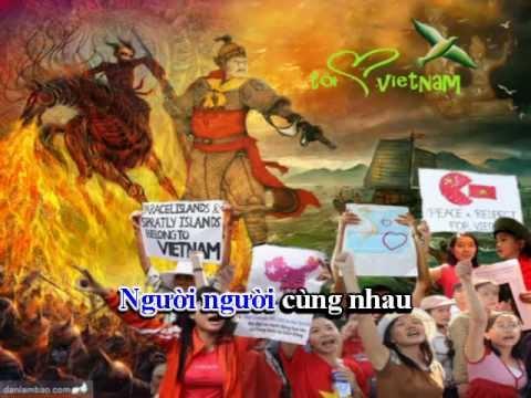 Việt Nam Tôi Đâu (Karaoke) Giọng Nam