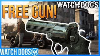 Watch Dogs: How To Get A FREE MP-412 Revolver! (Watch Dogs